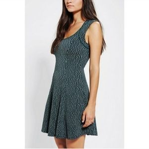 Urban Outfitters Silence + Noise Fit & Flare Dress